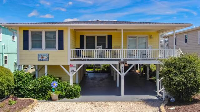 413 37th Street, Sunset Beach, NC 28468 (MLS #100236201) :: Carolina Elite Properties LHR