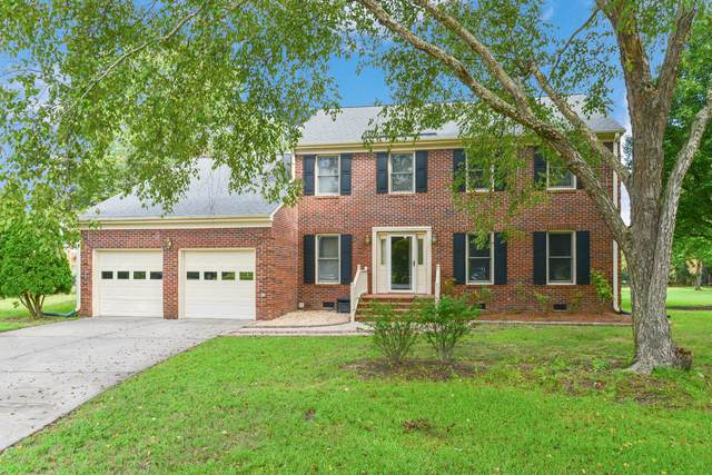 1801 Pheasant Run, Greenville, NC 27858 (MLS #100236254) :: Stancill Realty Group