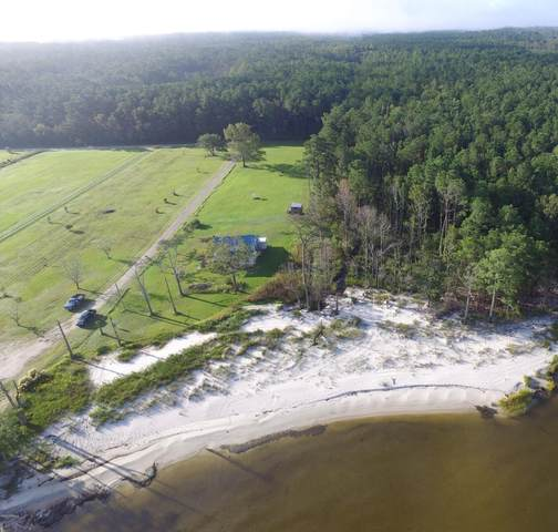 804 Berrys Creek Road, Beaufort, NC 28516 (MLS #100236278) :: Vance Young and Associates
