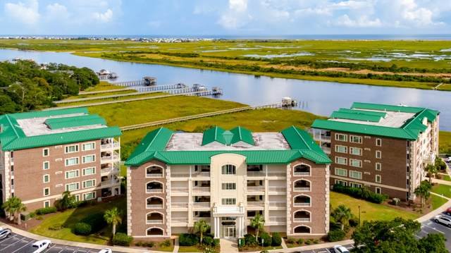 915 Shoreline Drive W #231, Sunset Beach, NC 28468 (MLS #100236300) :: The Oceanaire Realty