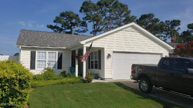 5233 Minnesota Drive SE, Southport, NC 28461 (MLS #100236326) :: Berkshire Hathaway HomeServices Hometown, REALTORS®