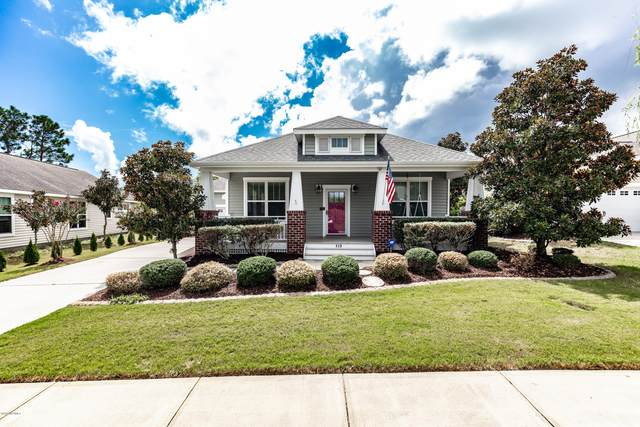 819 Wildflower Drive, Holly Ridge, NC 28445 (MLS #100236337) :: Berkshire Hathaway HomeServices Hometown, REALTORS®