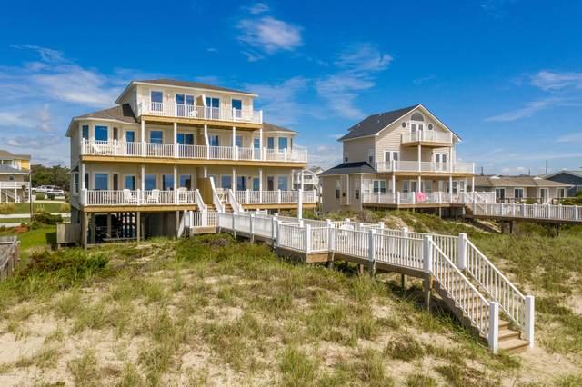 6101 Ocean Drive West, Emerald Isle, NC 28594 (MLS #100236343) :: The Tingen Team- Berkshire Hathaway HomeServices Prime Properties