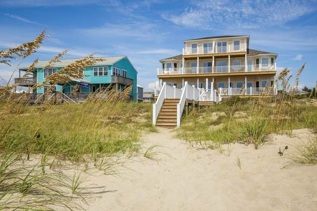 6101 Ocean Drive East & West, Emerald Isle, NC 28594 (MLS #100236344) :: Castro Real Estate Team