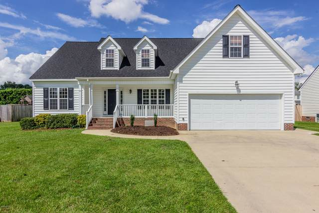 671 Carrington Lane, Winterville, NC 28590 (MLS #100236351) :: The Bob Williams Team