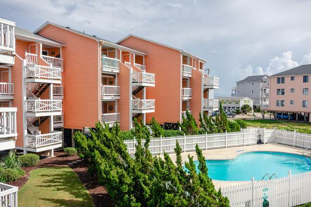 1615 Carolina Beach Avenue N E5, Carolina Beach, NC 28428 (MLS #100236357) :: The Bob Williams Team