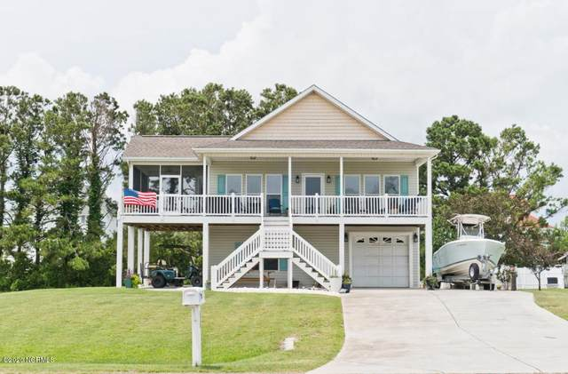 236 Hickory Shores Drive, Newport, NC 28570 (MLS #100236449) :: The Tingen Team- Berkshire Hathaway HomeServices Prime Properties