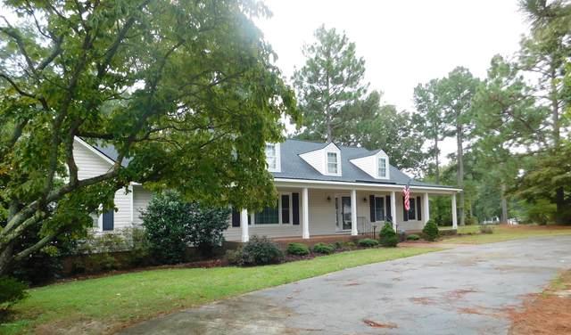 12200 Idlewood Drive, Laurinburg, NC 28352 (MLS #100236489) :: RE/MAX Essential