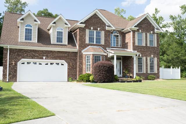 404 King Richard Court, Jacksonville, NC 28546 (MLS #100236519) :: The Bob Williams Team