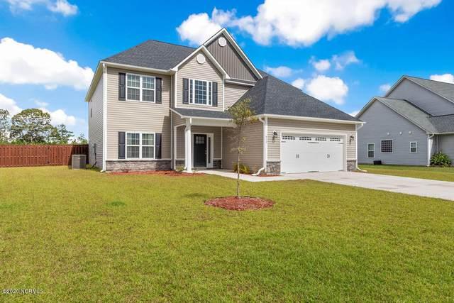 413 Worsley Way, Jacksonville, NC 28546 (MLS #100236528) :: Carolina Elite Properties LHR