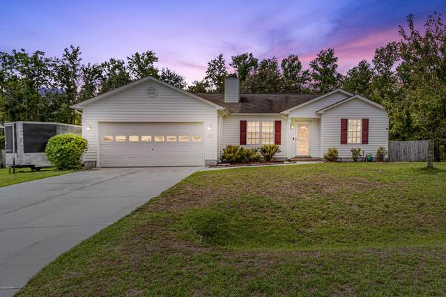 161 Wheaton Drive, Richlands, NC 28574 (MLS #100236532) :: Frost Real Estate Team