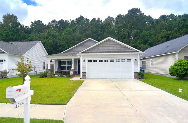 4744 Corena Drive, New Bern, NC 28562 (MLS #100236545) :: CENTURY 21 Sweyer & Associates