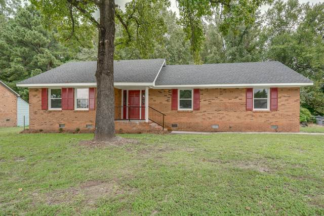 1632 Vernon Road, Rocky Mount, NC 27801 (MLS #100236573) :: Frost Real Estate Team