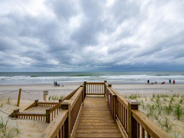 4110 Island Drive #106, North Topsail Beach, NC 28460 (MLS #100236596) :: David Cummings Real Estate Team