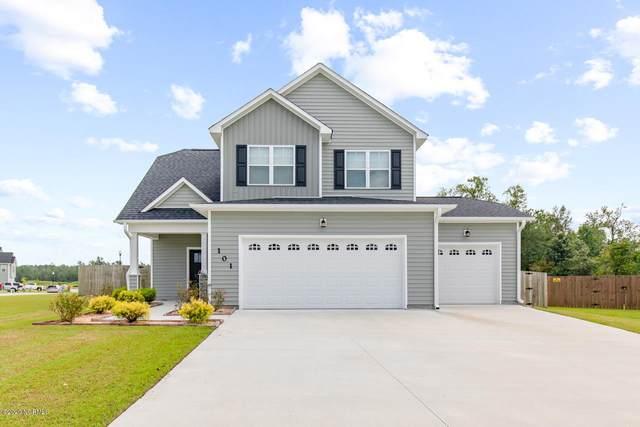 101 Gabriels Way, Jacksonville, NC 28546 (MLS #100236608) :: Berkshire Hathaway HomeServices Hometown, REALTORS®