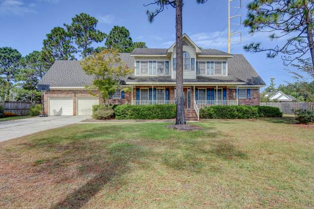 4100 Mangum Drive, Wilmington, NC 28409 (MLS #100236639) :: Carolina Elite Properties LHR