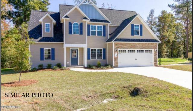 218 Trophy Ridge Drive, Richlands, NC 28574 (MLS #100236693) :: Berkshire Hathaway HomeServices Hometown, REALTORS®
