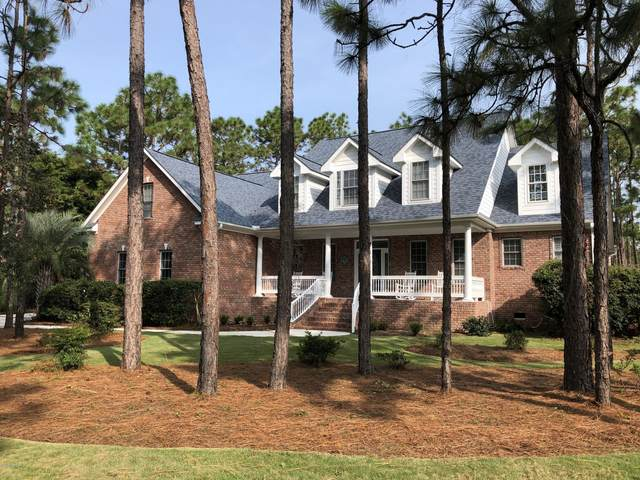 3996 Members Club Boulevard SE, Southport, NC 28461 (MLS #100236708) :: Donna & Team New Bern
