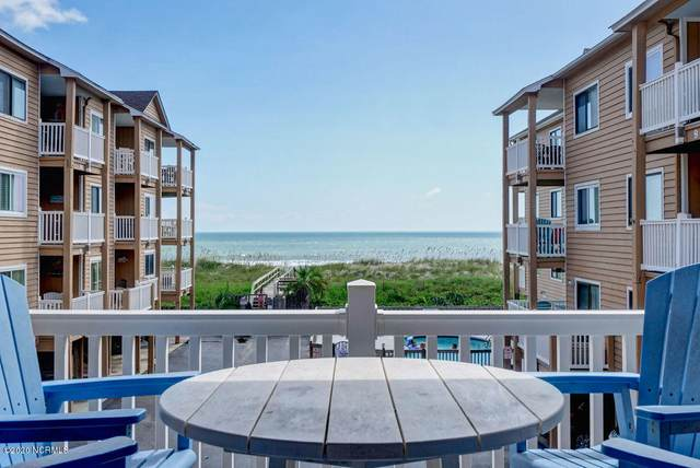 1101 S Lake Park Boulevard 14A, Carolina Beach, NC 28428 (MLS #100236711) :: Lynda Haraway Group Real Estate