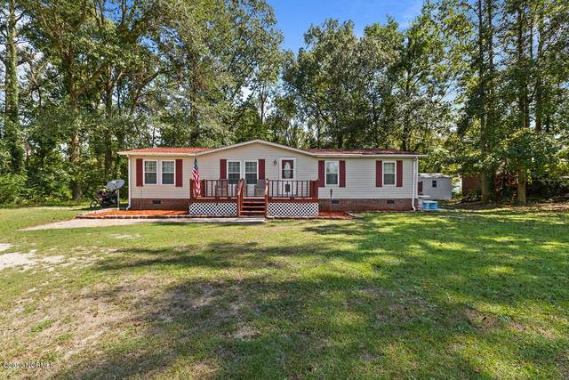 529 Briarneck Road, Jacksonville, NC 28540 (MLS #100236714) :: The Oceanaire Realty
