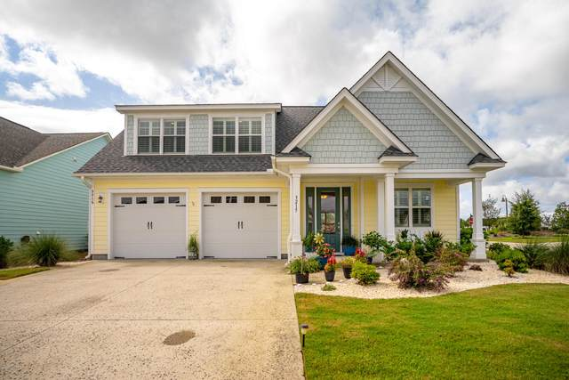 3215 Bay Winds Drive, Southport, NC 28461 (MLS #100236722) :: Coldwell Banker Sea Coast Advantage