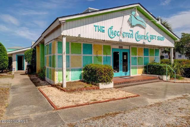 800 St Joseph Street, Carolina Beach, NC 28428 (MLS #100236786) :: The Oceanaire Realty