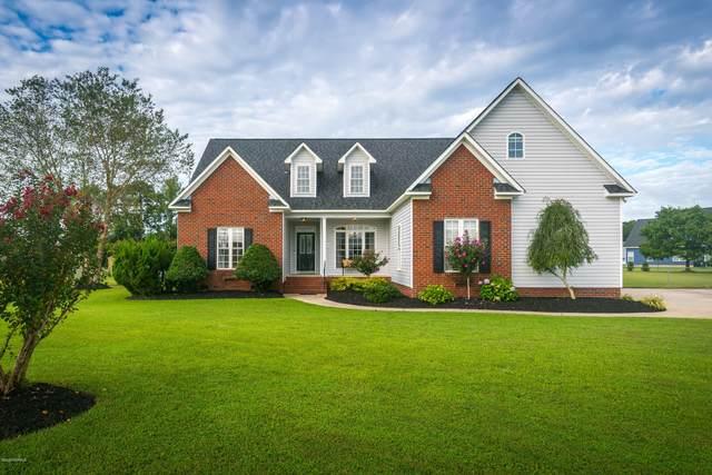 919 Abercroft Court, Greenville, NC 27858 (MLS #100236809) :: Berkshire Hathaway HomeServices Hometown, REALTORS®