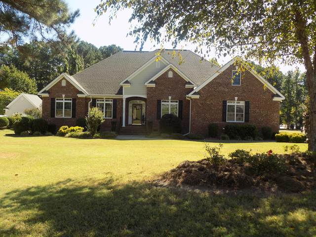 7745 Briar Creek Road, Rocky Mount, NC 27803 (MLS #100236814) :: The Keith Beatty Team