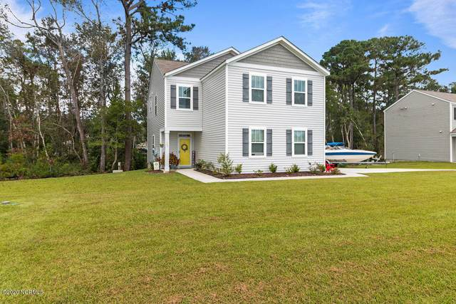 107 Tralee Place, Holly Ridge, NC 28445 (MLS #100236829) :: Berkshire Hathaway HomeServices Hometown, REALTORS®