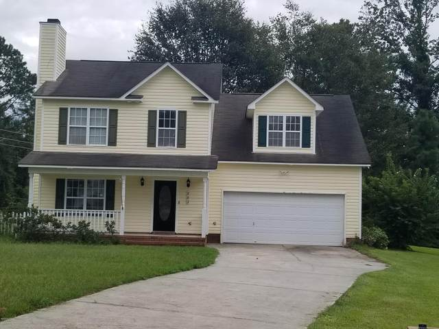 203 Pawn Court, Jacksonville, NC 28546 (MLS #100236845) :: RE/MAX Elite Realty Group