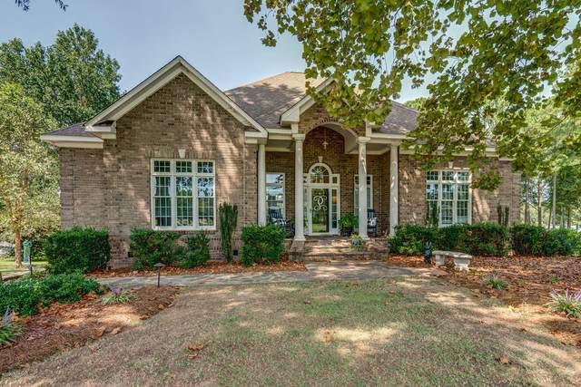 5106 Overlook Drive, Elm City, NC 27822 (MLS #100236846) :: The Tingen Team- Berkshire Hathaway HomeServices Prime Properties