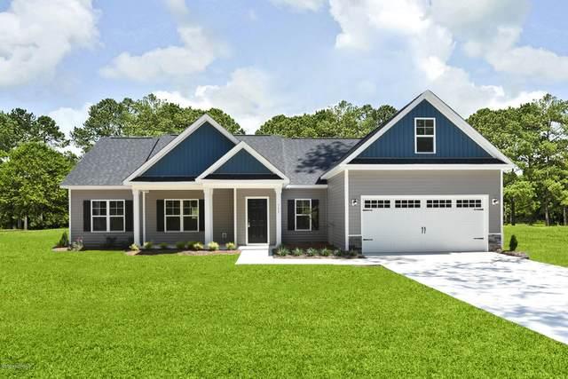 116 Peletier Shores Drive, Peletier, NC 28584 (MLS #100236862) :: Berkshire Hathaway HomeServices Hometown, REALTORS®