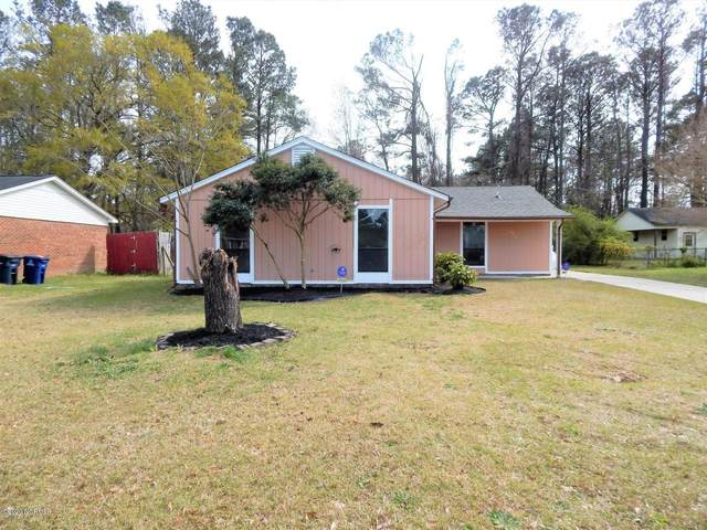 606 Brynn Marr Road, Jacksonville, NC 28546 (MLS #100236885) :: The Keith Beatty Team
