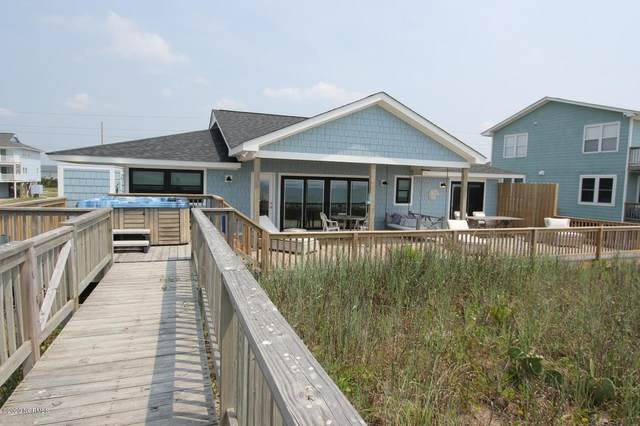 2013 Ocean Drive, Emerald Isle, NC 28594 (MLS #100236903) :: The Oceanaire Realty