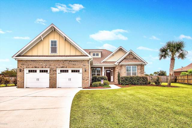 1104 Knotty Pine Court, Leland, NC 28451 (MLS #100236910) :: Thirty 4 North Properties Group