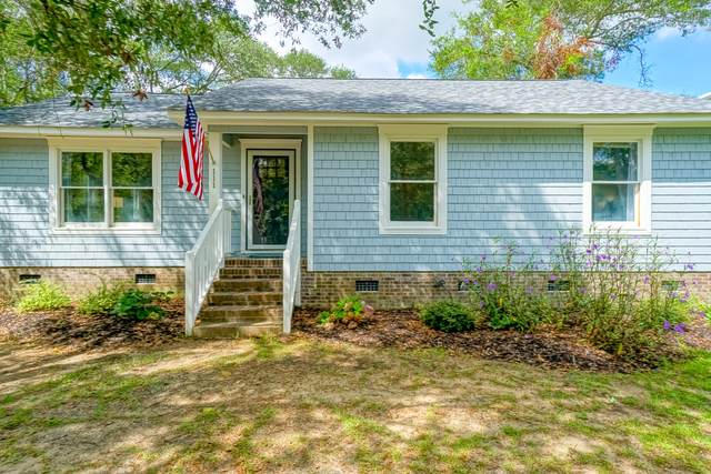 111 SE 13th Street, Oak Island, NC 28465 (MLS #100236921) :: The Oceanaire Realty