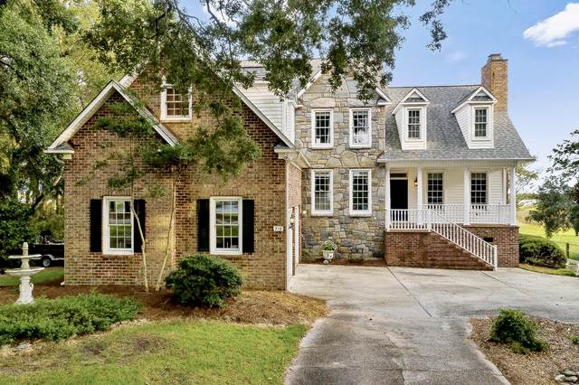 715 Shoreline Drive W, Sunset Beach, NC 28468 (MLS #100236935) :: Berkshire Hathaway HomeServices Hometown, REALTORS®