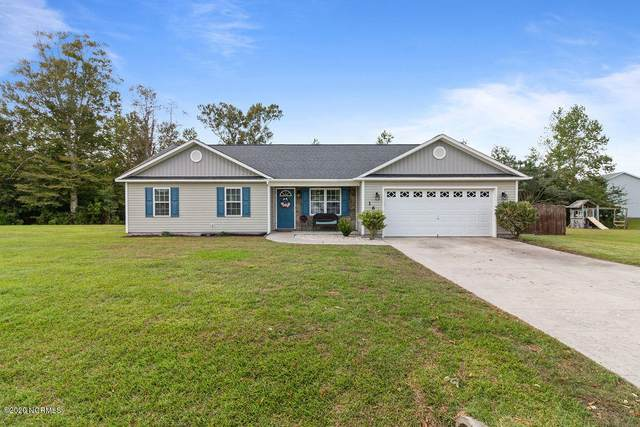 161 Southwoods Lane, Jacksonville, NC 28540 (MLS #100236955) :: The Oceanaire Realty