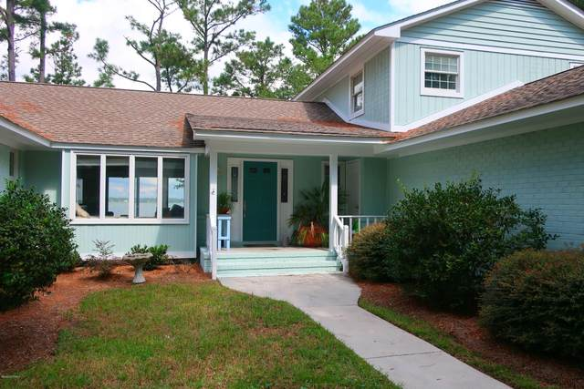 278 Oakleaf Drive, Pine Knoll Shores, NC 28512 (MLS #100236967) :: Carolina Elite Properties LHR