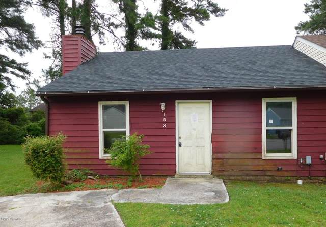 158 Corey Circle, Jacksonville, NC 28546 (MLS #100236977) :: Coldwell Banker Sea Coast Advantage