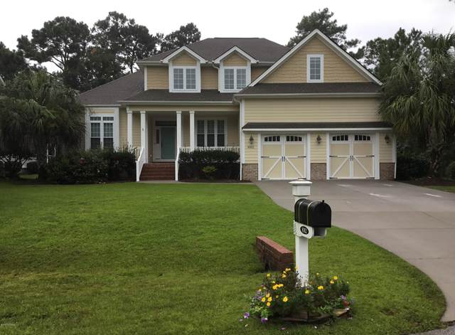 8312 Breakers Trace Court, Sunset Beach, NC 28468 (MLS #100237005) :: Castro Real Estate Team