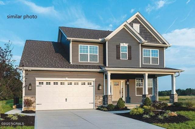 104 Paddle Trail Lane, Swansboro, NC 28584 (MLS #100237021) :: Berkshire Hathaway HomeServices Hometown, REALTORS®