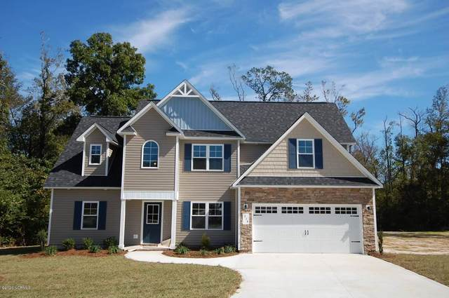 234 Westfield Drive, Richlands, NC 28574 (MLS #100237022) :: Frost Real Estate Team