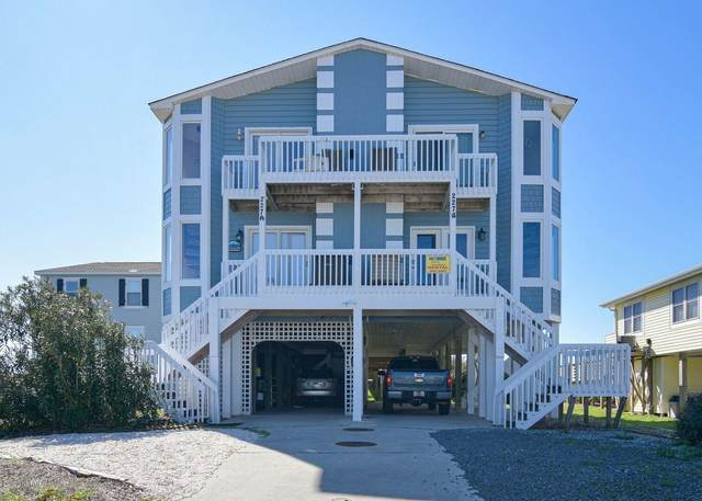 227 Ocean Boulevard W B, Holden Beach, NC 28462 (MLS #100237032) :: Destination Realty Corp.
