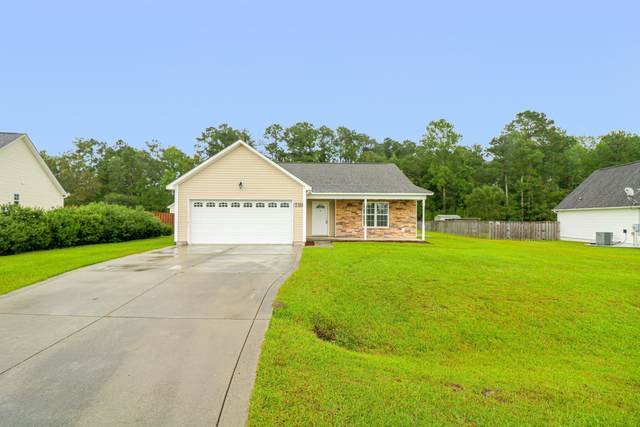 148 Forbes Estates Drive, Jacksonville, NC 28540 (MLS #100237053) :: The Oceanaire Realty