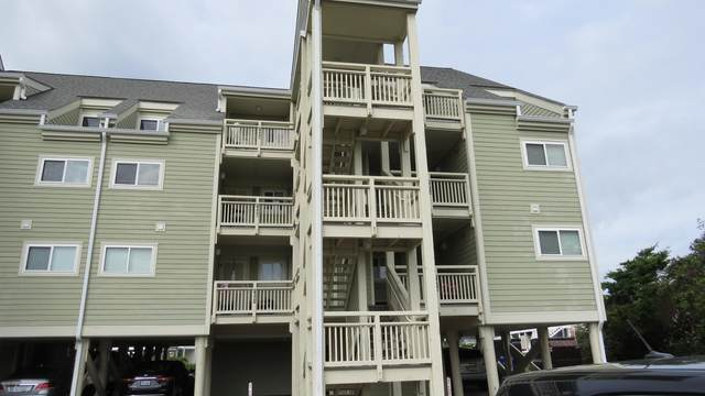 1000 Caswell Beach Road #1609, Caswell Beach, NC 28465 (MLS #100237055) :: The Oceanaire Realty