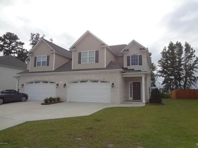 1812 Cambria B, Greenville, NC 27834 (MLS #100237068) :: Stancill Realty Group
