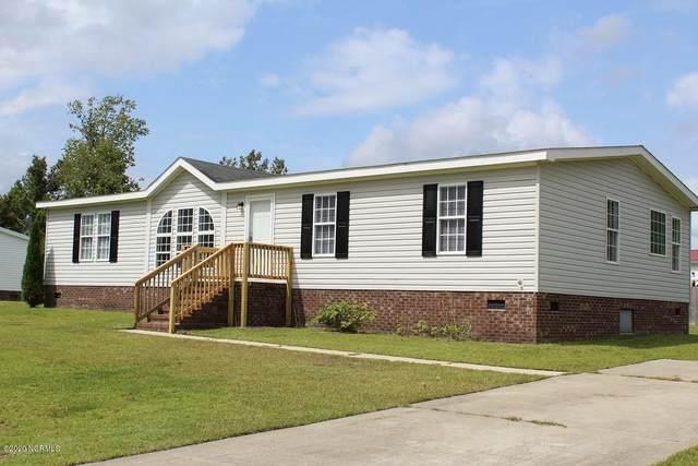 1003 Ocracoke Court, Jacksonville, NC 28546 (MLS #100237106) :: Courtney Carter Homes