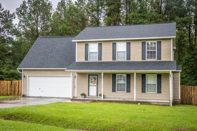 113 Bennie Court, Jacksonville, NC 28540 (MLS #100237134) :: The Oceanaire Realty