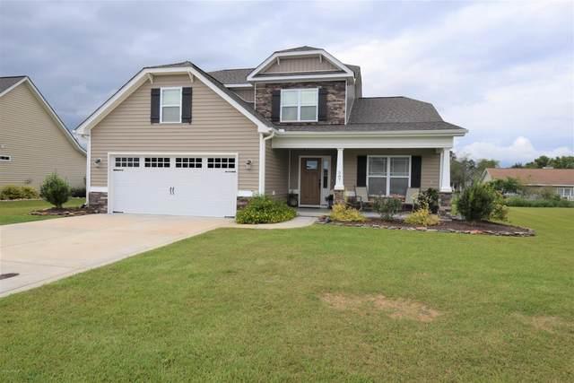 587 Brookfield Drive, Winterville, NC 28590 (MLS #100237152) :: Berkshire Hathaway HomeServices Hometown, REALTORS®